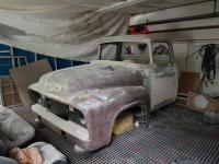 Restauration d'un FORD F100 de 1955