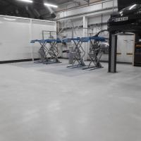 Nouveau sol à votre Carrosserie AUTOLUB à Saint-Priest