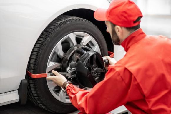 géométrie pneu
