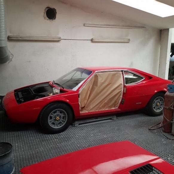 carrosserie peinture