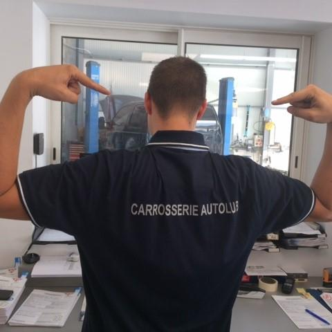 PRESENTATION DU PERSONNEL DE VOTRE CARROSSERIE AUTOLUB