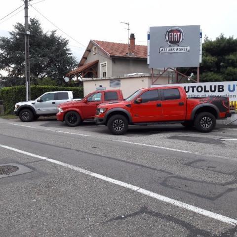 Arrivée de 3 nouveaux véhicules à votre Carrosserie AUTOLUB
